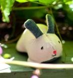 Смешен дебел заек