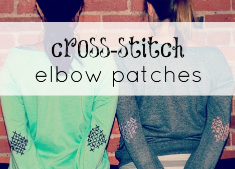 1elbow patches